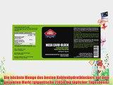 Mega Carb Blocker - 21000 mg - White Kidney Bean (Wei?es Kidneybohnen-Extrakt (Phaseolus vulgaris))
