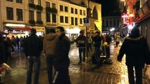 [ENG] Brussel street talks | drop wise street music with Julien Zèle and Sébastien Frémal
