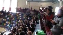 Campeonato España gimnasia rítmica discapacitados intelectuales ORO 2013 CLUB ALGAR  Elx