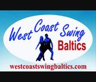 West Coast Swing basic steps demo