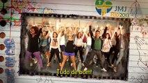"Flash Mob Oficial ""FRANCISCO"" JMJ 2013 - HD - ""O maior Flash Mob do Mundo"""
