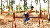 Street Workout - Freestyle au Park - Team Bar Street 2014 Go Hard [HD]