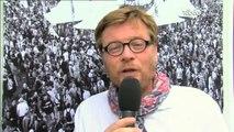 Humour : Steven Le Roy au Festival des Vieilles Charrues ?