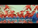 the Lion King - I just can't wait to be king   [Swedish w/ English subs]