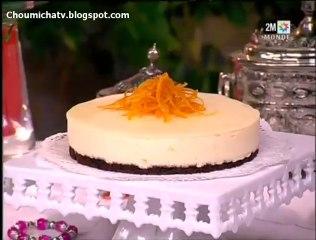Choumicha - Recette Gâteaux au chocolat blanc moelleux