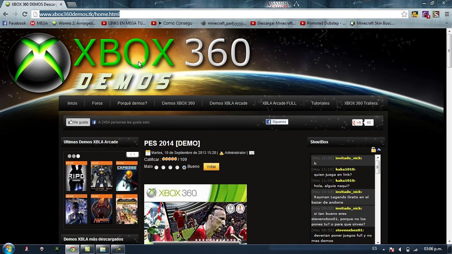 Juegos Xbox 360 Gratis Descargar
