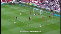 7-0 Péter Szakály Penalty Goal - Debrecen v. Skonto Riga - Europa League 2nd Round 23.07.2015