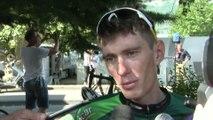 Cyclisme - Tour de France - 18e étape : Rolland «Finir tous les jours cramés»
