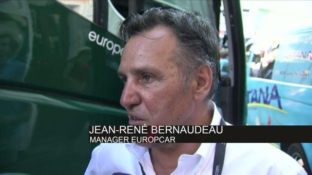 Cyclisme - Tour de France - 18e étape : Bernaudeau «Il reste encore de belles étapes pour Pierre»