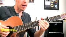 Jason Mraz Im Yours ☯  Easy Acoustic Guitar Lesson ✔