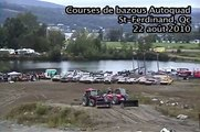 Courses de Bazous Autoquad 2010 St Ferdinand