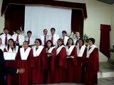 Coro Iglesia Santa Luisa - Gloria y Loor.MPG