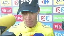 Cyclisme - Tour de France - 18e étape : Froome «Mes équipiers ont fait un super travail»