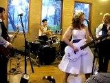 Motorhead Ace of Spades Cover Metal Rock Wedding