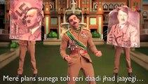 Osama Bin Laden vs Saddam Hussein Rap Battle-FunnY HD Full Video 2015-