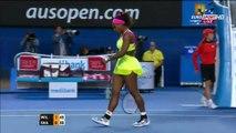Australian Open Final 2015 Serena Williams vs Maria Sharapova