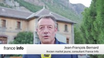 Etape 18 : qui sont Romain Bardet et Thibeau Pinot? Jean-François bernard