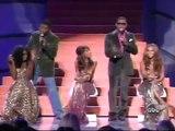 Usher and Babyface Salute Destiny's Child World Music Awards 2005 from Destinyvaultnet