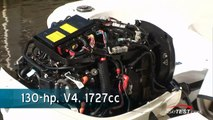 EVINRUDE 150 HO E-TEC Engine Reviews (2 stroke) - By BoatTEST COM