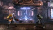 Mortal Kombat 10 X Ray Move - Sub Zero Special Moves (PC