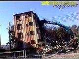 St Nicolas en Forêt - Destruction d'un domofer