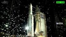 El Arsat-1, primer satélite argentino, fue lanzado con éxito y viaja rumbo al espacio