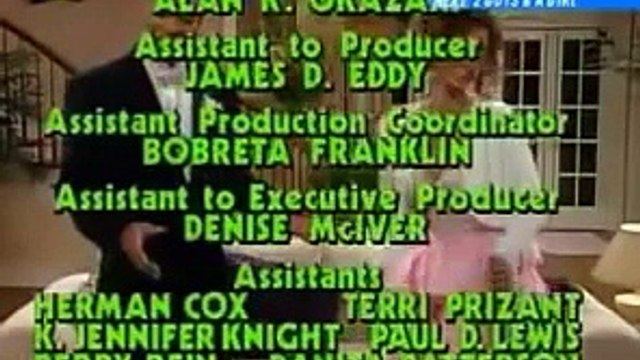 The Fresh Prince of Bel Air Bloopers
