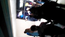 Drunk fight at Grahams in Las cruces New Mexico