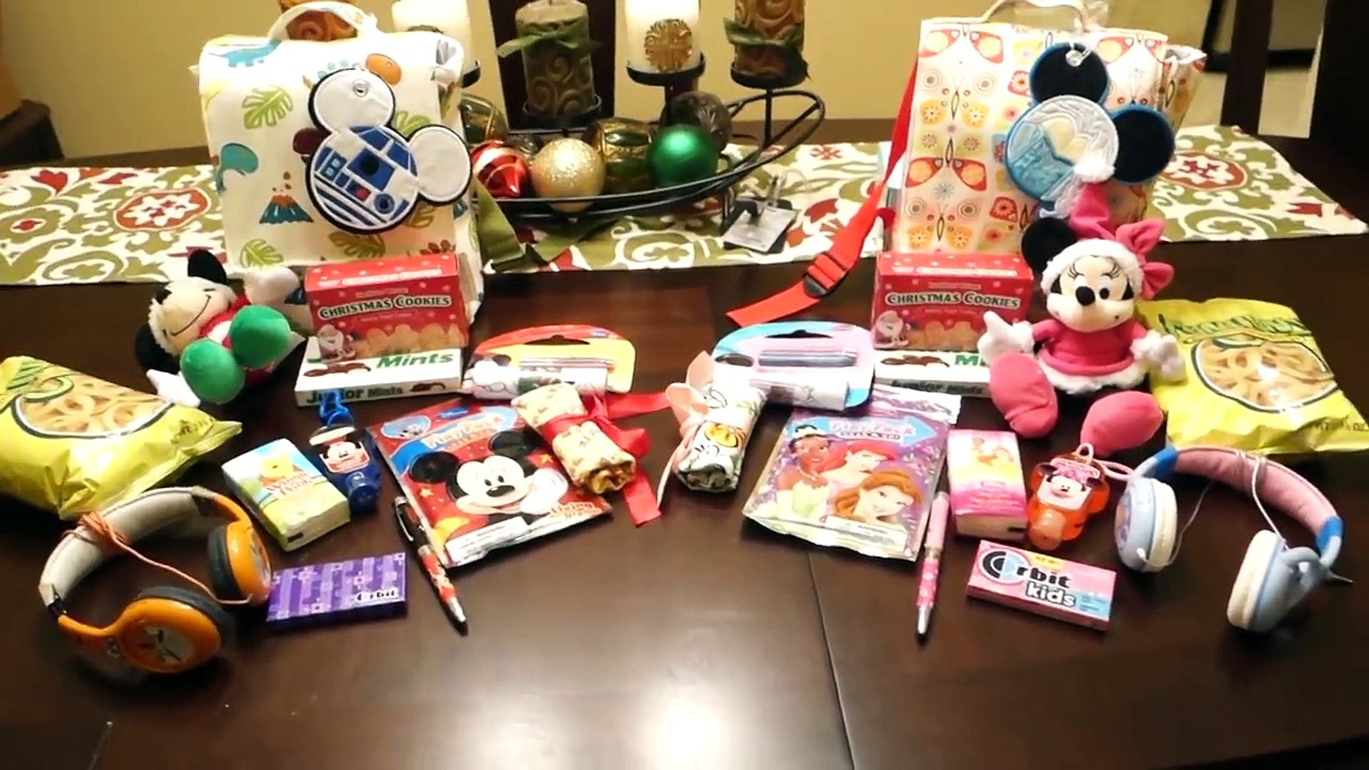 Plane Activity Busy Bags for Kids! Disney Themed!