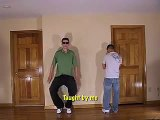 Popping Waving Dance Solo -- Funky Freestyle -  NEW 2008!