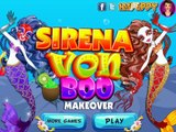 Sirena Von Boo Makeover: Monster High Sirena: Games for Kids