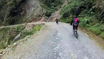 The World's Most Dangerous Road Mountain Biking 2013