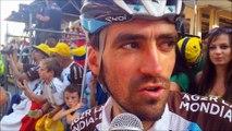 """""""C'est de bon augure pour AG2R La Mondiale et les deux prochaines étapes de montagne"""" Christophe Riblon"""