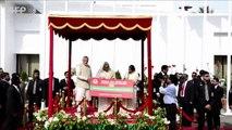 バングラデシュとインドが歴史的な国境協定に合意 Bangladesh and India seal historic land pact