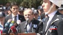 """""""La Turquie ne plongera pas dans la terreur"""" (ministre turc de l'Intérieur)"""