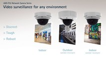 AXIS P33 Network Camera Series, Axis P3343 - Axis P3344