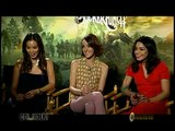 Jena Malone, Vanessa Hudgens and Jamie Chung Interview SUCKER PUNCH