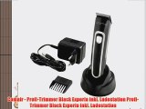 Comair - Profi-Trimmer Black Experia inkl. Ladestation Profi-Trimmer Black Experia inkl. Ladestation