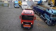 Camion et engin de chantier rc / Valencienne 2013