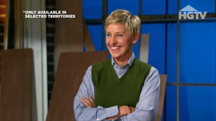 Ellen Design Challenge (S1)   HGTV Asia