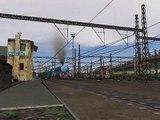 Praha4D Železnice -- Hlavní nádraží