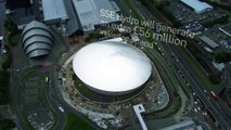 The SSE Hydro at Creative Clyde, Glasgow | Scottish Enterprise