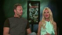 """IR Interview: Ian Ziering & Tara Reid For """"Sharknado 3 - Oh Hell No!"""" [SyFy]"""