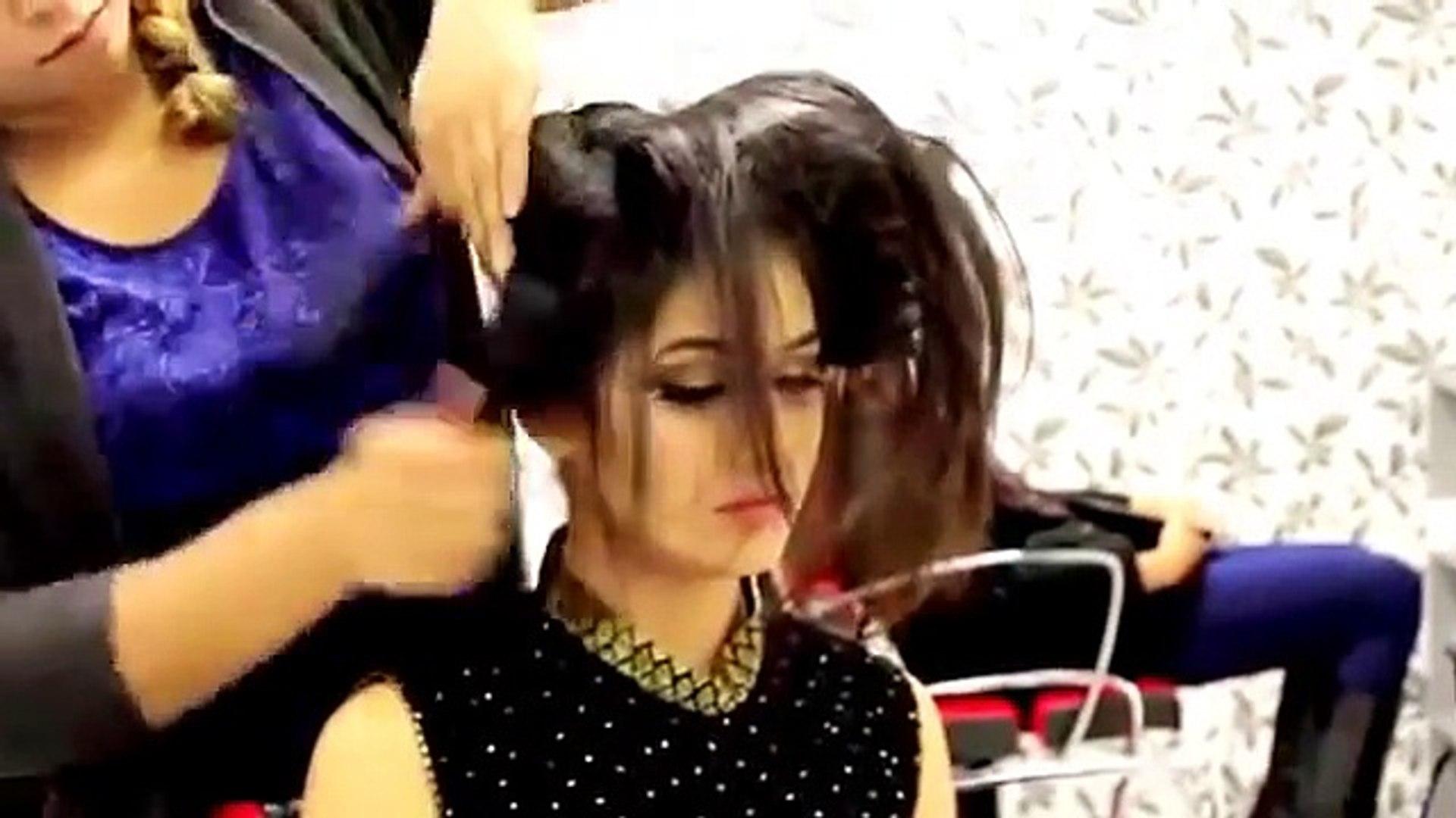 trendy asian bridal hairstyles pakistani, indian wedding hair style