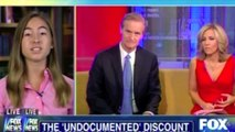 YAF Intern Katie Mellon on Fox: UCLA Offers Illegals Immigrants Lower Than In-State Tuition