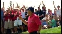 Ryder Cup Golf 2008 US celebrations