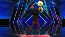 Talented Guys Share Their Abilities on America's Got Talent America's Got Talent 2015