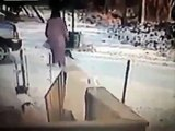 When Crazy Animals Attack Vicious cat with rabies attack caught on CCTV ~ Best Funny Animals 20141