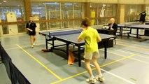 Tennis de table - Journée finale du Circuit provincial des jeunes Dandoy Sport (24/02/2013)