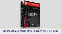 Guitar Pro 6 XL Edition Deutsch [DVD-ROM] Windows 7 / Mac OS X / Windows Vista / M (Top-Liste)
